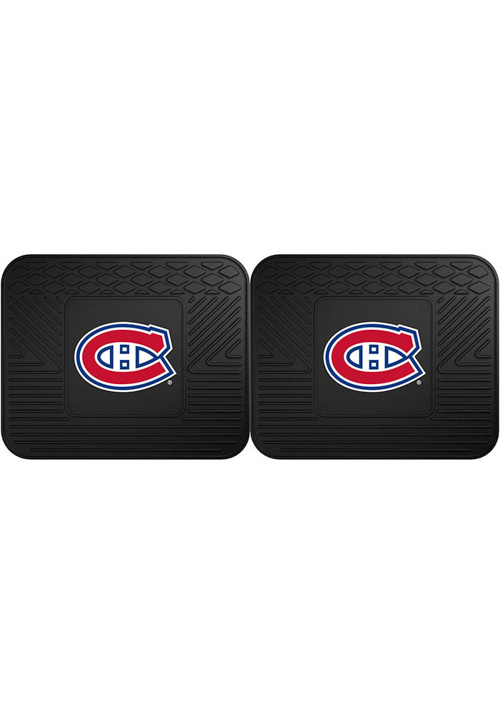 Montreal Canadiens Backseat Utility mats Car Mat - Image 1