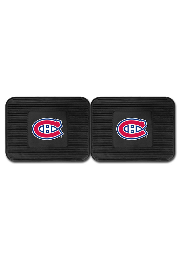 Montreal Canadiens Backseat Utility mats Car Mat - Image 2