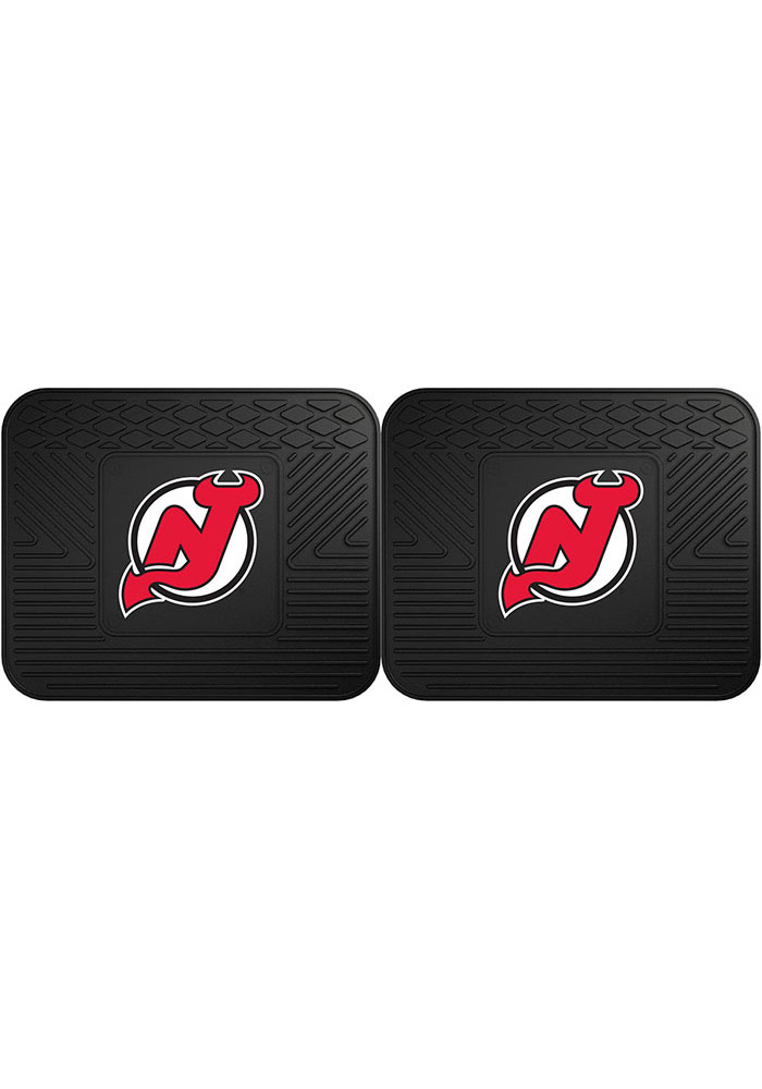 New Jersey Devils Backseat Utility mats Car Mat - Image 1