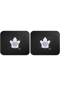 Sports Licensing Solutions Toronto Maple Leafs Backseat Utility mats Car Mat - Black