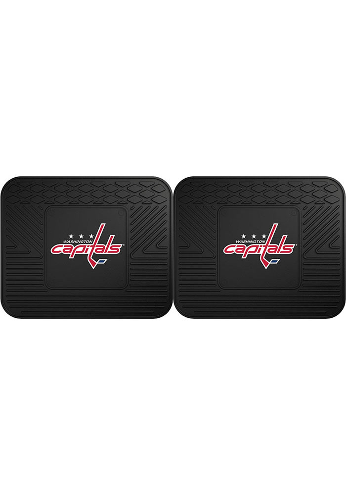 Washington Capitals Backseat Utility mats Car Mat - Image 1