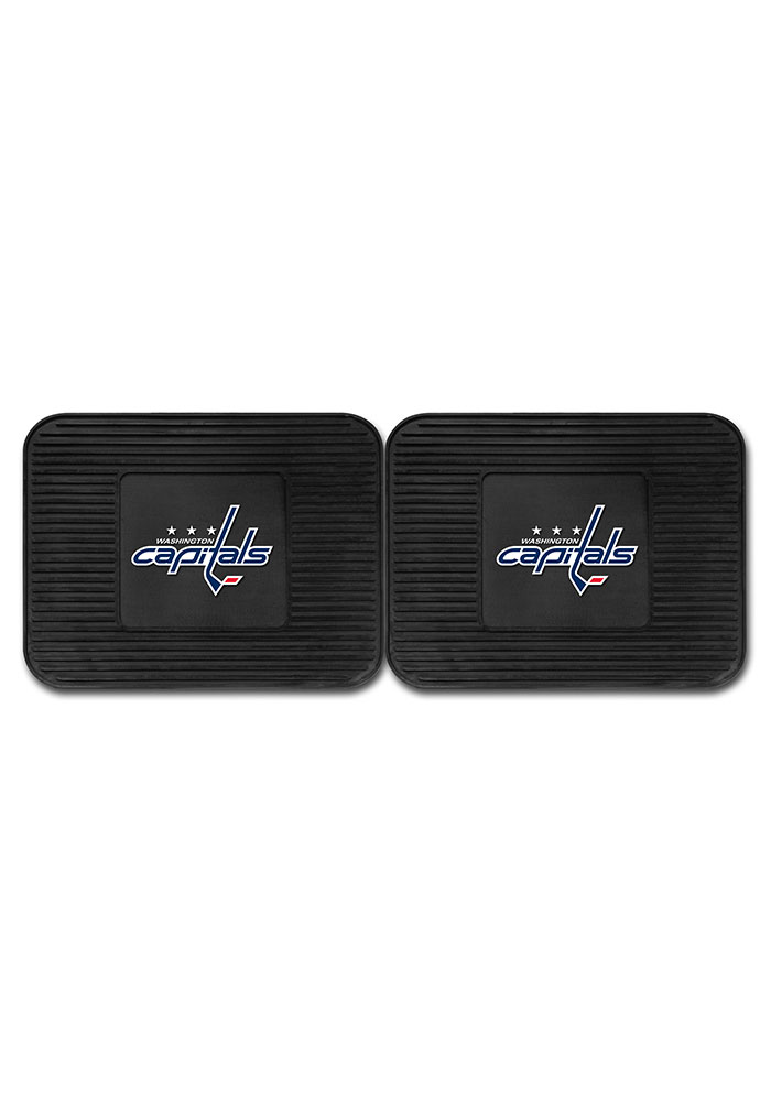 Washington Capitals Backseat Utility mats Car Mat - Image 2
