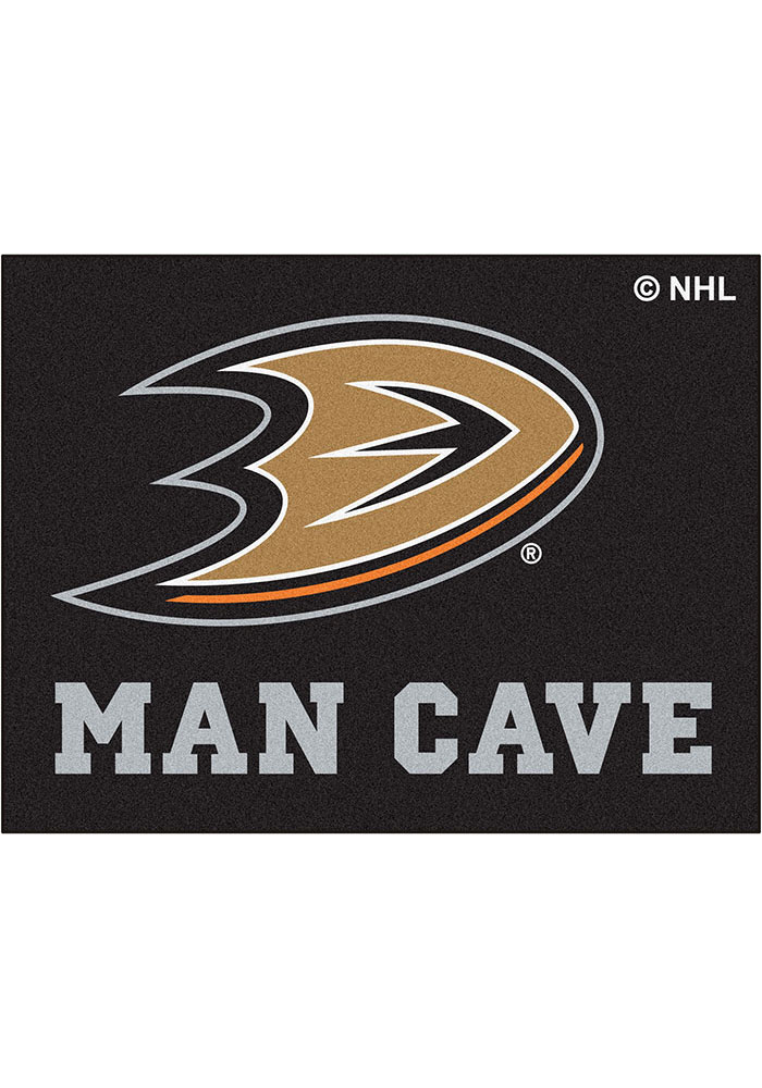 Anaheim Ducks 34x45 All Star Interior Rug