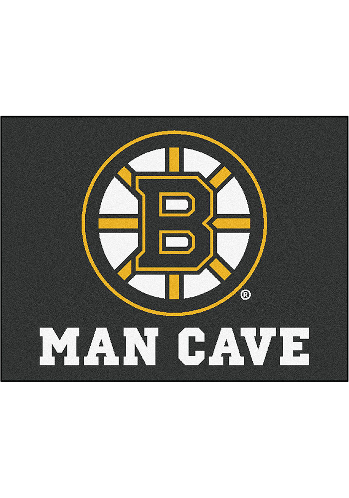 Boston Bruins 34x45 All Star Interior Rug - Image 1