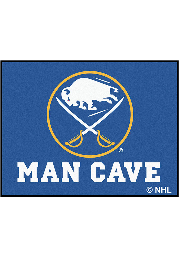 Buffalo Sabres 34x45 All Star Interior Rug - Image 1