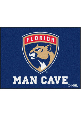 Florida Panthers 34x45 All Star Interior Rug