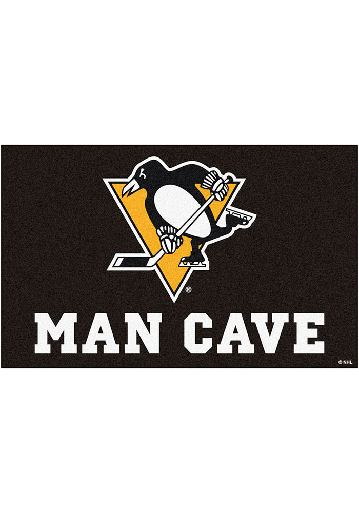 Pittsburgh Penguins 60x96 Ultimat BBQ Grill Mat - Image 1