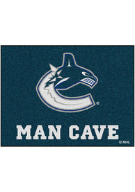 Vancouver Canucks 34x45 All Star Interior Rug