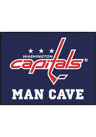 Washington Caps 34x45 All Star Interior Rug