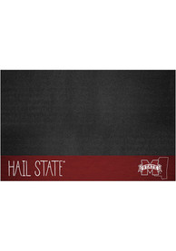 Mississippi State Bulldogs Southern Style 26x42 BBQ Grill Mat
