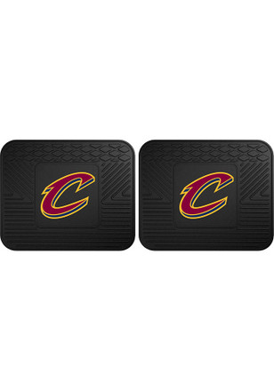 Cleveland Cavaliers Backseat Utility Mats Car Mat