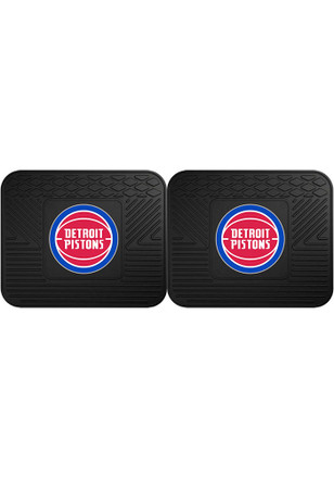 Detroit Pistons Backseat Utility Mats Car Mat
