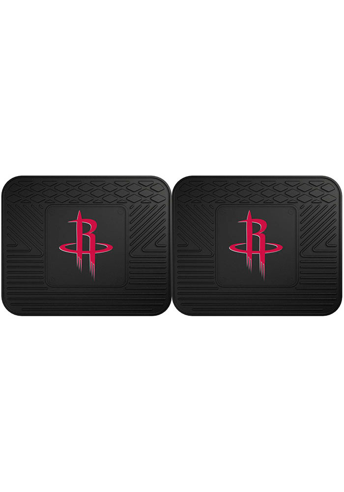 Houston Rockets Backseat Utility mats Car Mat - Image 1