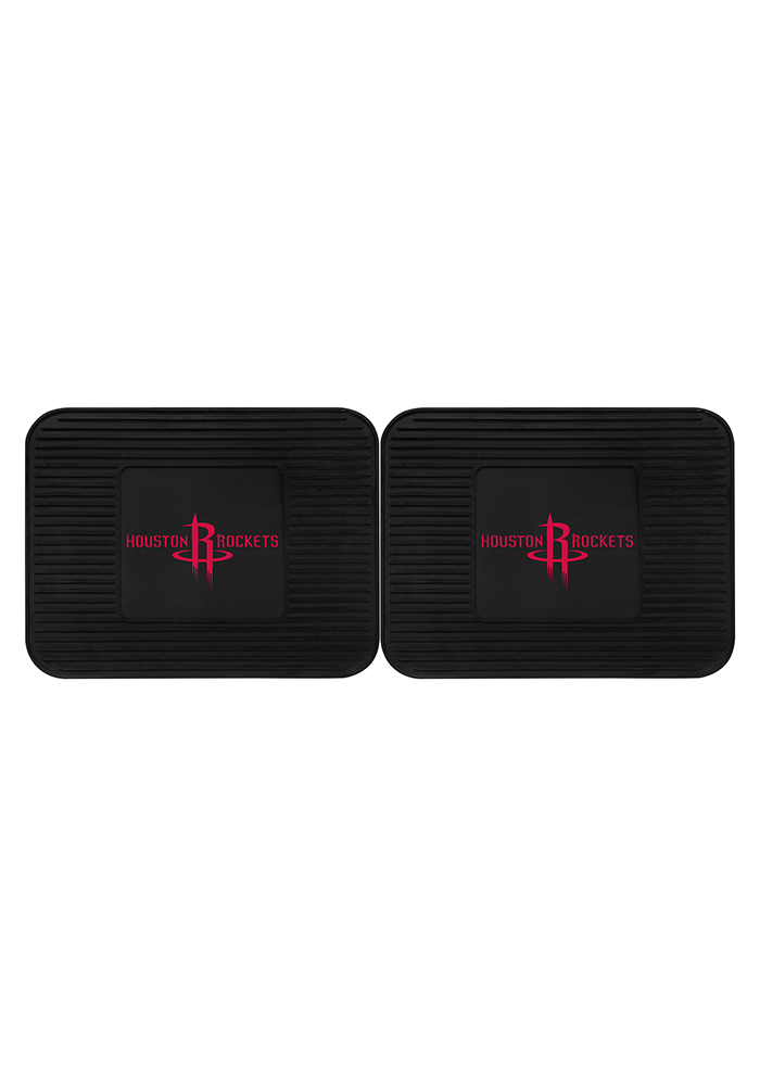 Houston Rockets Backseat Utility mats Car Mat - Image 2