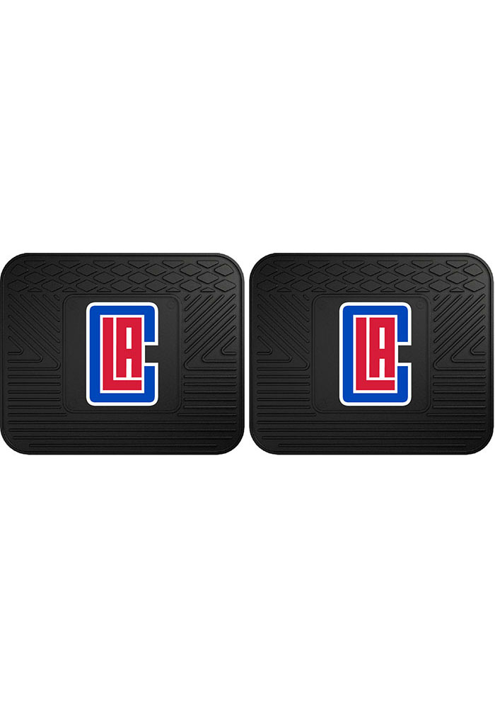 Los Angeles Clippers Backseat Utility Mats Car Mat - Image 1