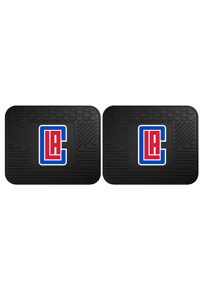 Los Angeles Clippers Backseat Utility Mats Car Mat - Image 2