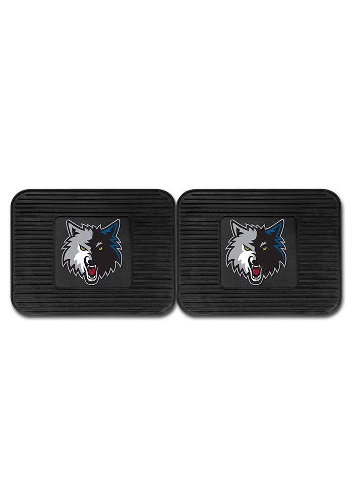 Minnesota Timberwolves Backseat Utility Mats Car Mat - Image 2