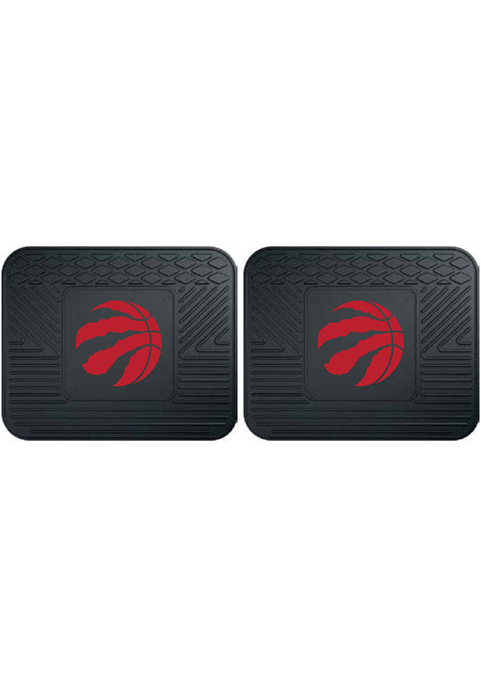 Toronto Raptors Backseat Utility Mats Car Mat - Image 1