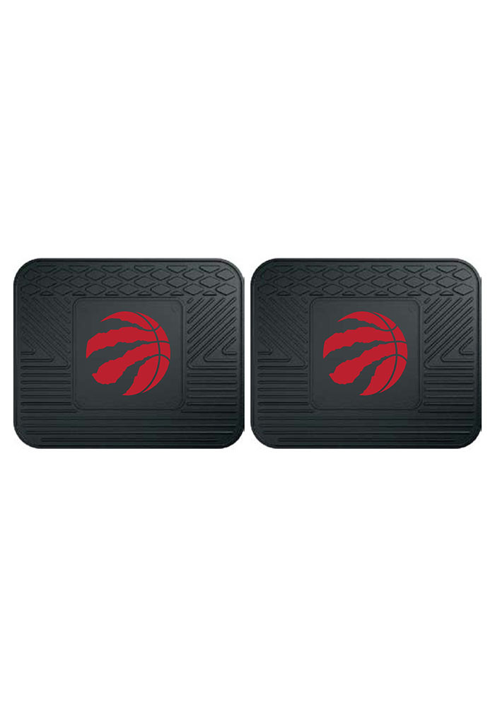 Toronto Raptors Backseat Utility Mats Car Mat - Image 2