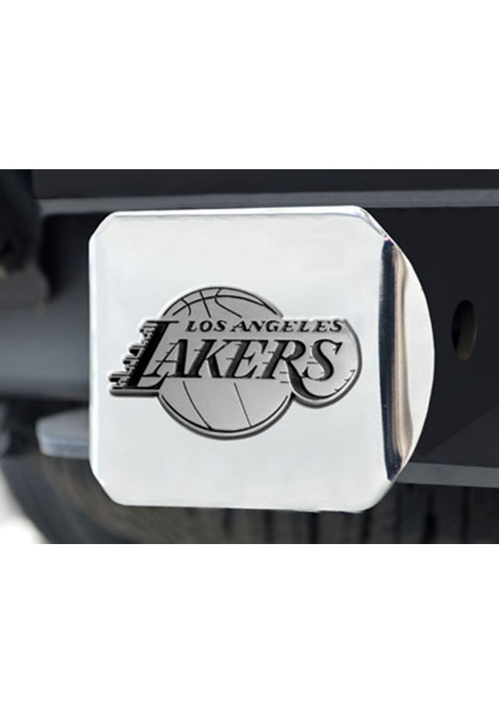 Los Angeles Lakers Hitch Cover Car Accessory Hitch Cover - Image 1