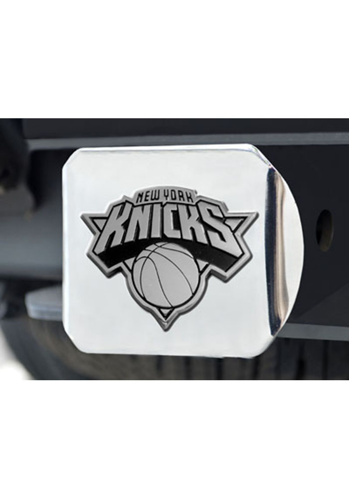 New York Knicks Hitch Cover Car Accessory Hitch Cover - Image 1