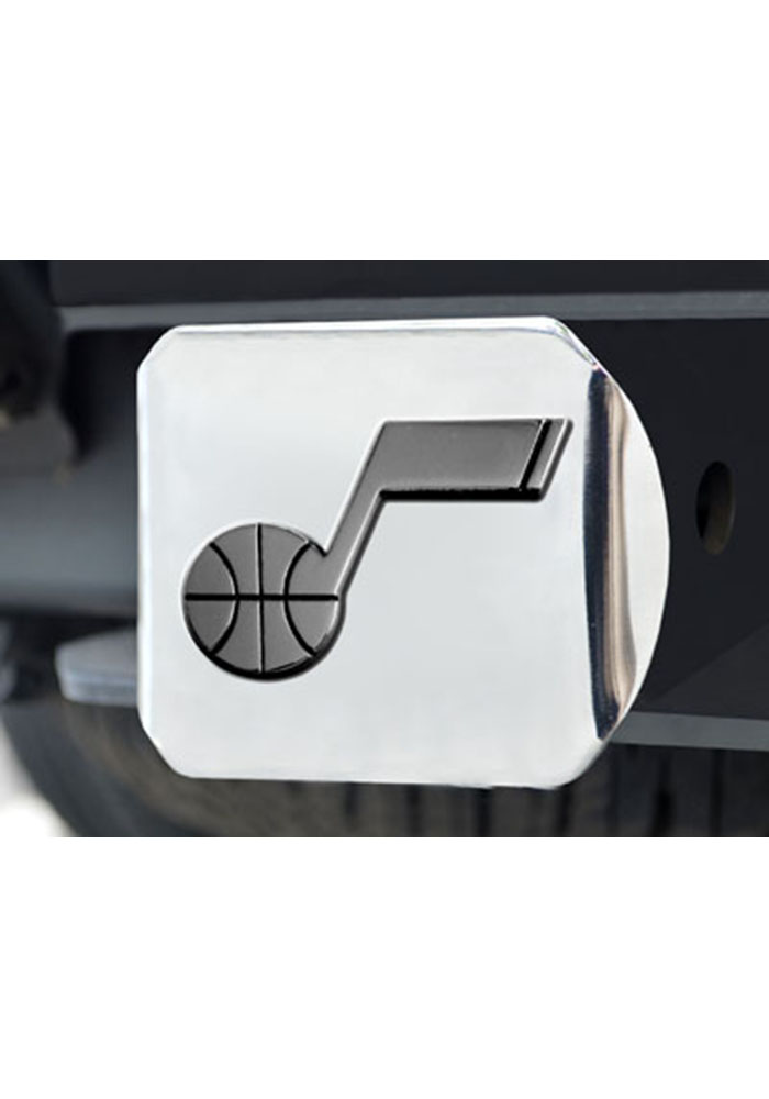 Utah Jazz Hitch Cover Car Accessory Hitch Cover - Image 1