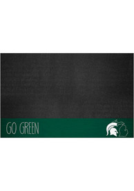 Michigan State Spartans Southern Style 26x42 BBQ Grill Mat