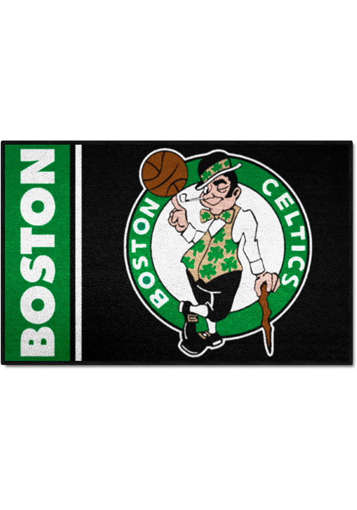 Boston Celtics 19x30 Starter Interior Rug - Image 1
