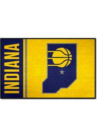 Indiana Pacers 19x30 Starter Interior Rug