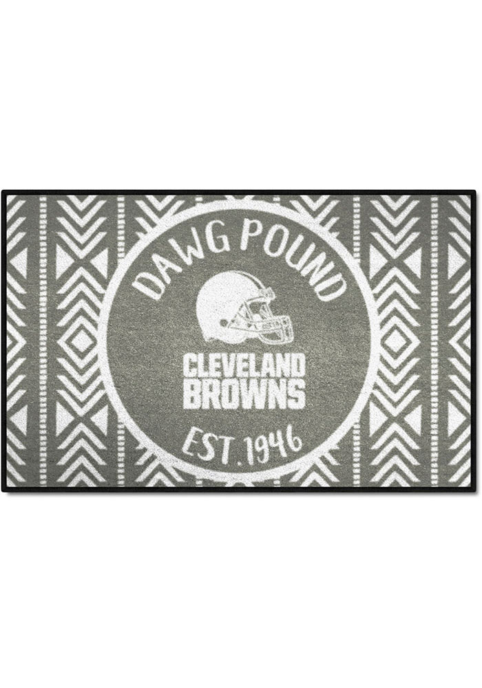 Cleveland Browns Southern Style 19x30 Starter Interior Rug - Image 1