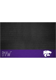 K-State Wildcats Southern Style 26x42 BBQ Grill Mat