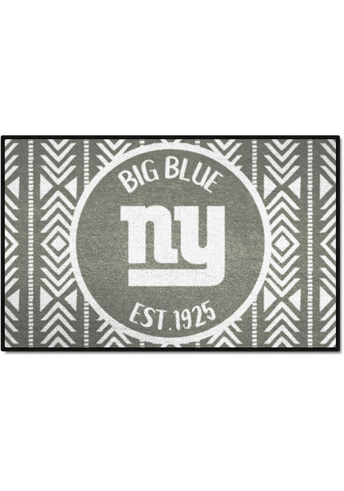 New York Giants Southern Style 19x30 Starter Interior Rug - Image 1