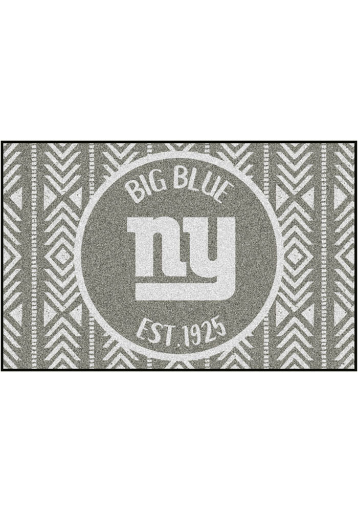 New York Giants Southern Style 19x30 Starter Interior Rug - Image 2