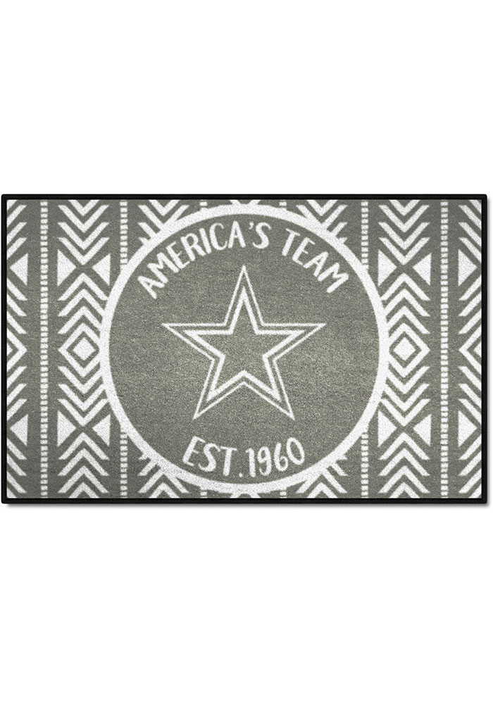 Dallas Cowboys Southern Style 19x30 Starter Interior Rug - Image 1