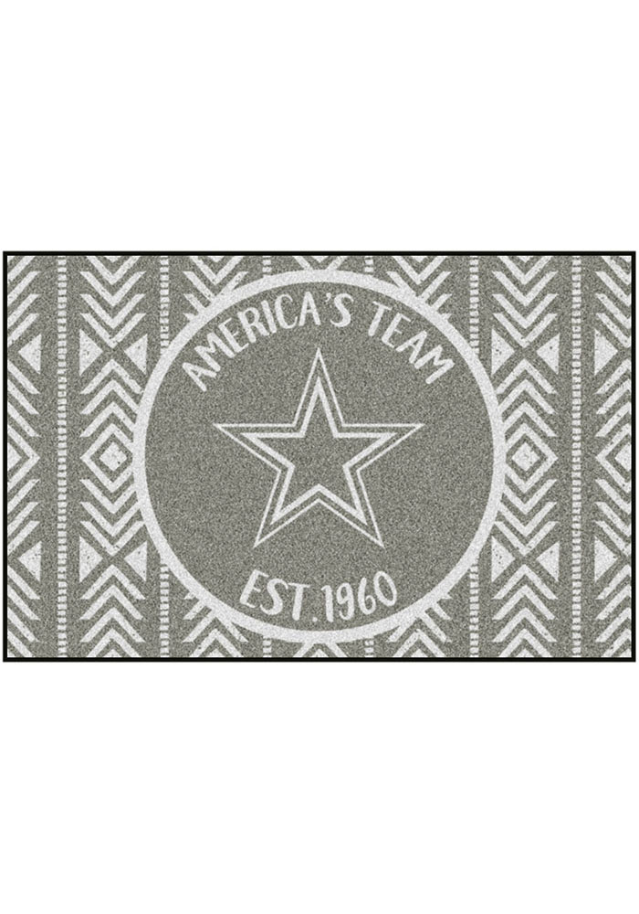 Dallas Cowboys Southern Style 19x30 Starter Interior Rug - Image 2