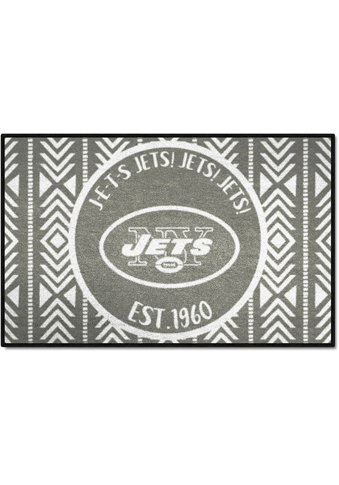 New York Jets Southern Style 19x30 Starter Interior Rug - Image 1