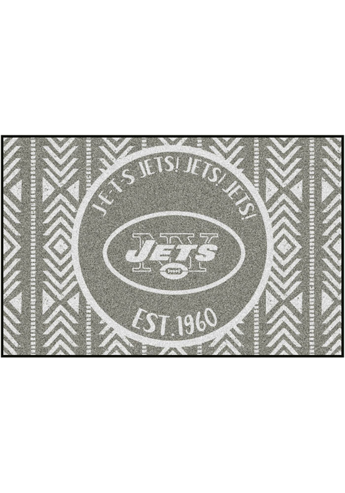 New York Jets Southern Style 19x30 Starter Interior Rug - Image 2