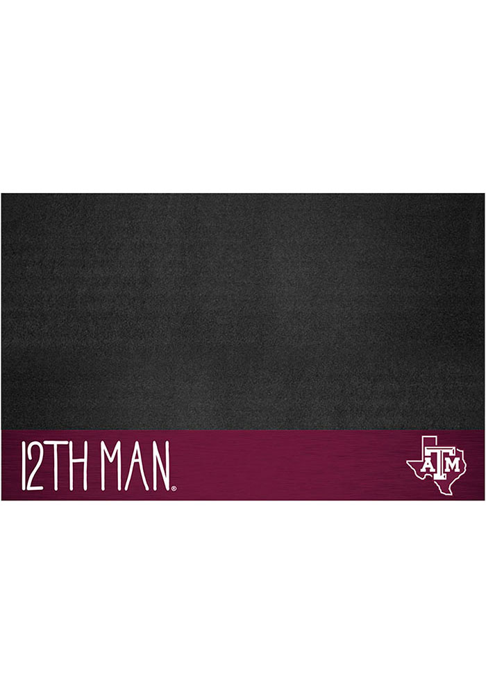 Texas A&M Aggies Southern Style 26x42 BBQ Grill Mat - Image 1