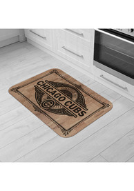 Chicago Cubs Cork Comfort 18x30 Interior Rug