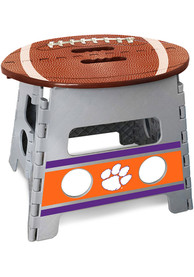 Clemson Tigers Folding Step Stool