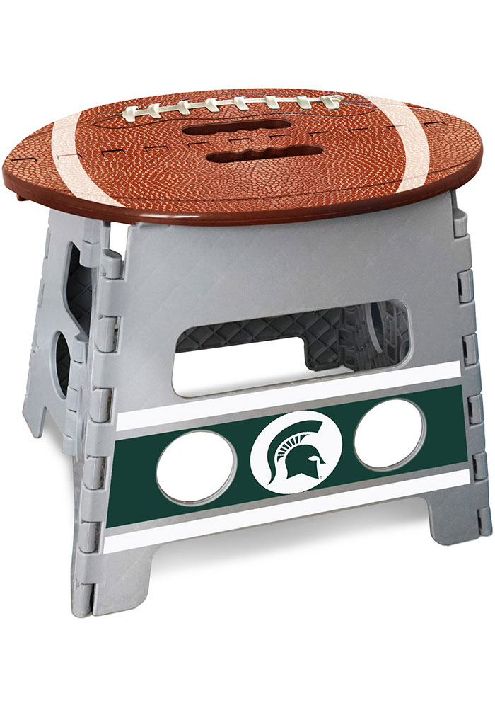 Michigan State Spartans Folding Step Stool - Image 1