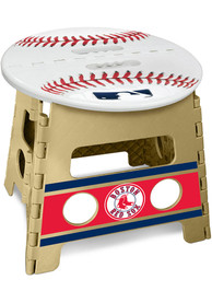 Boston Red Sox Folding Step Stool
