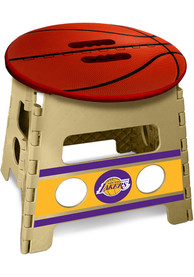 Los Angeles Lakers Folding Step Stool