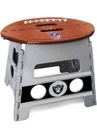 Las Vegas Raiders Folding Step Stool Other Home Decor