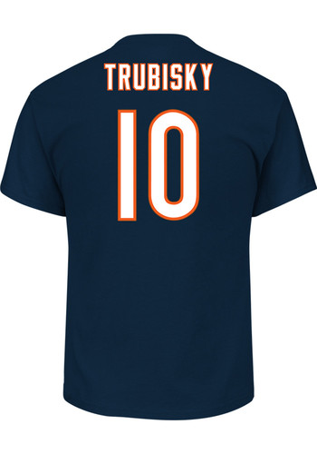 low priced 97a6f 11bba Shop Chicago Bears Mitch Trubisky