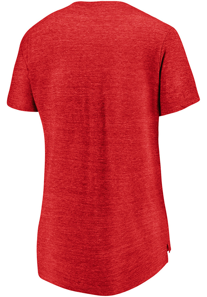 FC Dallas Womens Red Thats The Stuff Short Sleeve T-Shirt - Image 2