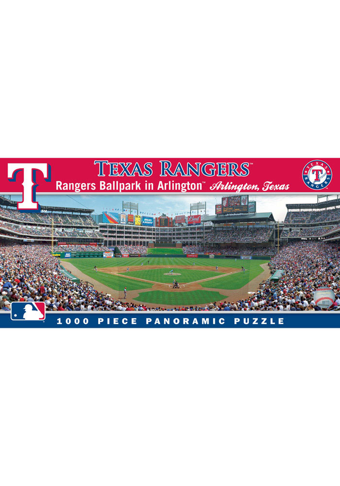 Texas Rangers Ballpark in Arlington Puzzle - Image 1