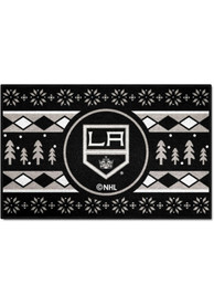 Los Angeles Kings 19x30 Holiday Sweater Starter Interior Rug