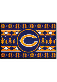 Chicago Bears 19x30 Holiday Sweater Starter Interior Rug