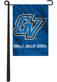 Grand Valley State Lakers 13x18 Blue Garden Flag